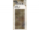 THS083 Stampers Anonymous Tim Holtz Layering Stencil - Grid Dot